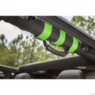 Green Grab Handles Jeep Wrangler (2pcs)