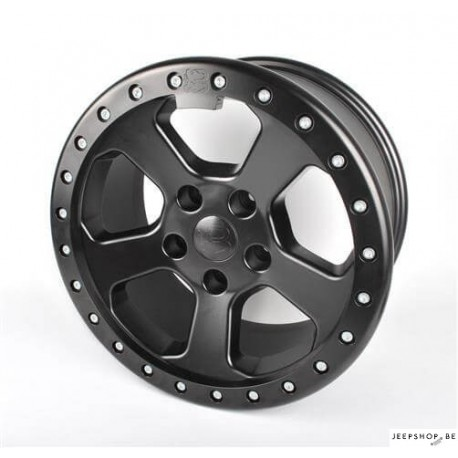 "Wheel Bawarrion Bon'Z Beadlock 17"" Black"