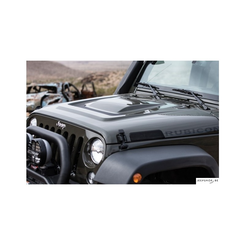 Aev Heat Reduction Hood For Jeep Jk Jeepshop Be