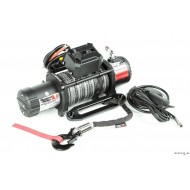 Winch Rugged Ridge IP67 4300kg Synthetic Rope