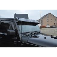 Zonneklep voor Jeep JK