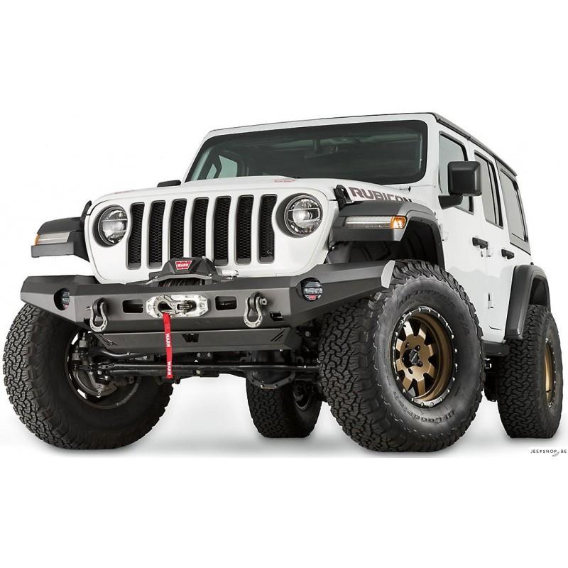 Parechoc Warn Elite Pour Jeep Wrangler JL