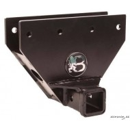"2"" Trailer Hitch with EC approval for Jeep Wrangler JK/JL"