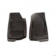 Tapis de sol Rugged Ridge pour Jeep Wrangler
