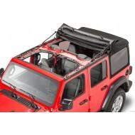 Soft Top Mopar Twill pour Jeep Wrangler JL 4-Portes