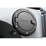 Mopar Fuel Door Satin Black for Jeep JK 4door