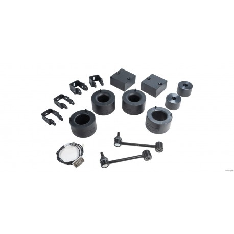 "Aev 2.0"" Spacer Suspension Jeep Wrangler JK"
