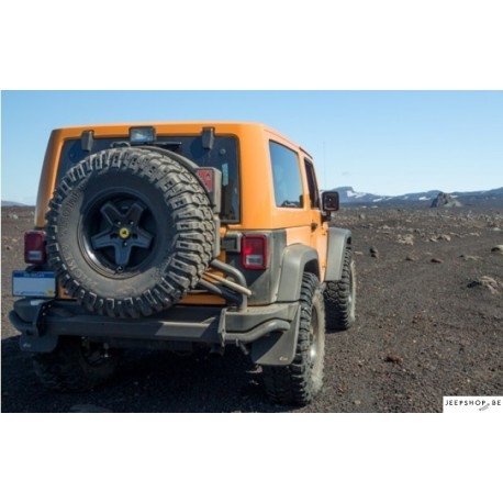 AEV JK Rear Bumper & Tire Carrier