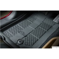 Aev Front Floor Liners for Jeep Wrangler JK
