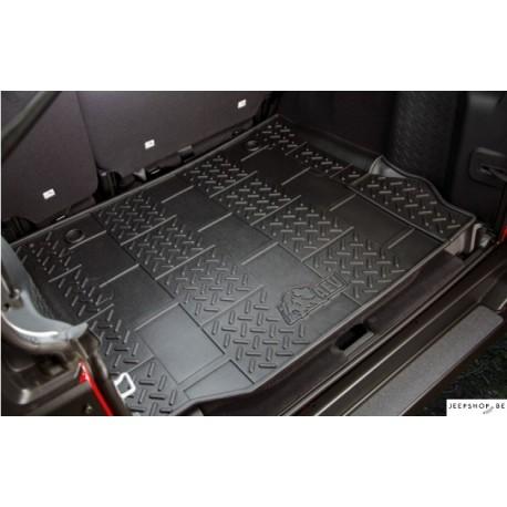 Tapis de sol Coffre AEV pour Jeep Wrangler JK Unlimited