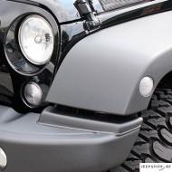 Kit Clignoteurs Blancs pour Jeep Wrangler JK