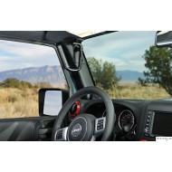 Poignées Avant GraBars pour Jeep Wrangler JK (2pcs)