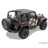 Bikini Top pour Jeep Wrangler JK 2-portes