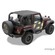 Bikini Safari Top pour Jeep Wrangler JK 2-portes