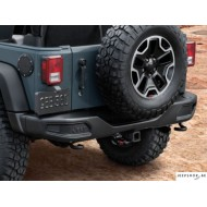 Mopar Rubicon X Rearbumper for Jeep Wrangler