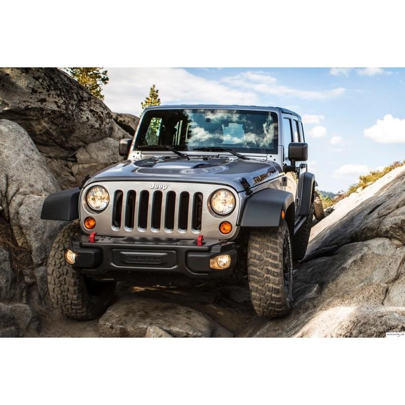 Rubicon X Bumper For Wrangler Jk Jeepshop Be