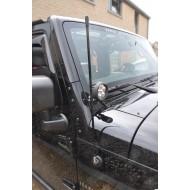 """Antenne FM """"CB-Style"""" 60cm pour Jeep TJ/JK/JL"""