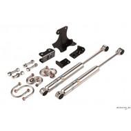 Double Stering demper kit for Jeep Wrangler JK