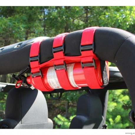 Fire Extinguisher Holder Rollcage