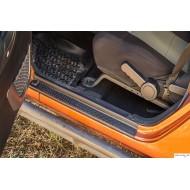 Seuils de porte Mopar pour Jeep Wrangler JK