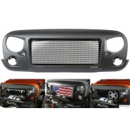 Spartan Grill for Jeep JK