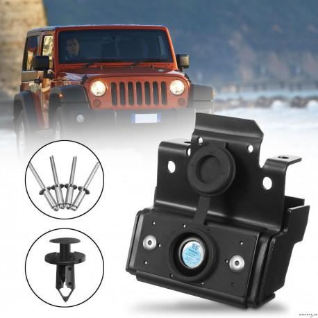 Hood Lock for Jeep JK