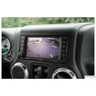 Caméra de Recul AEV pour Wrangler JK 2007+ avec GPS intégré