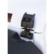 Attaches Capot Aluminium pour Jeep Wrangler JL
