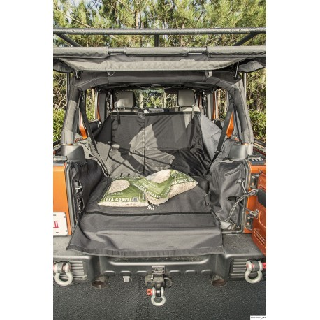 Cargo Cover for Jeep JK