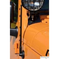 Antenne 33cm Soepel voor Jeep JK