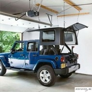 Harken Hardtop Hoister for Jeep Wrangler