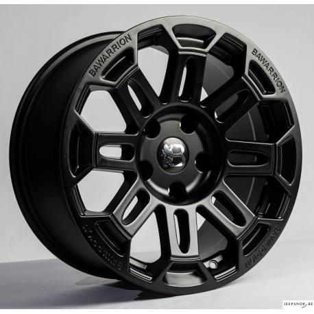 Wheel Bawarrion Bon'Z 17""