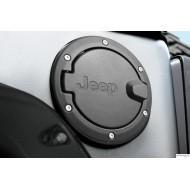 Zwarte Benzinedeur Mopar voor Jeep JK 4-deurs