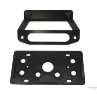 AEV license plate kit hawse fairlead