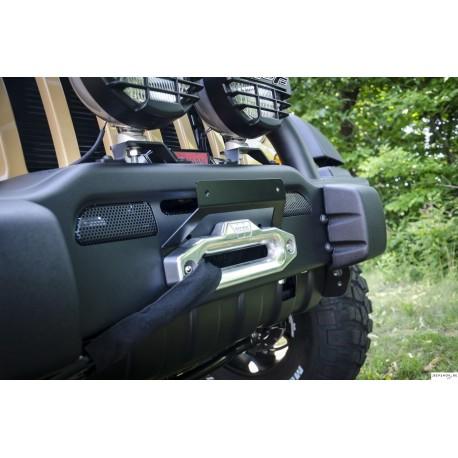 AEV license plate kit hawse fairlead