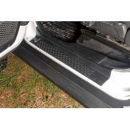Instaplijsten voor Jeep Wrangler JL
