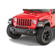 Grille & Winch Guard Mopar Jeep JL