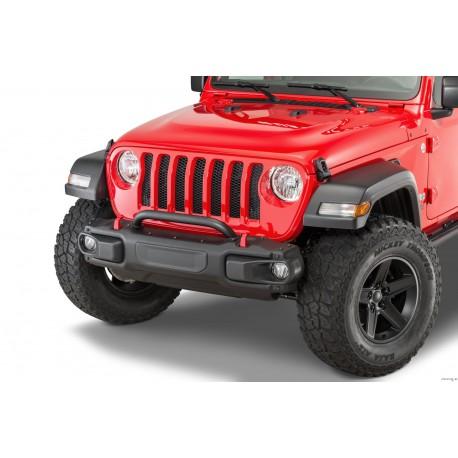 Grille & Winch Guard Mopar Jeep JL