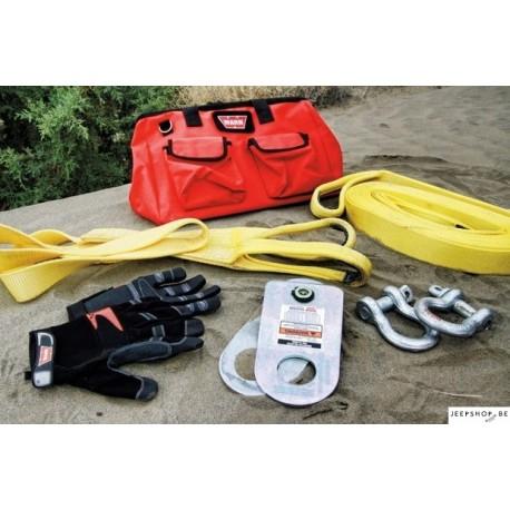 Warn Winching Accessory Kit