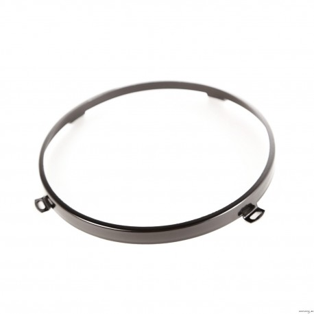 Black Headlight Retainer Ring