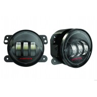 Anti-brouillards LED JW Speaker  J-series pour JK (2pcs)