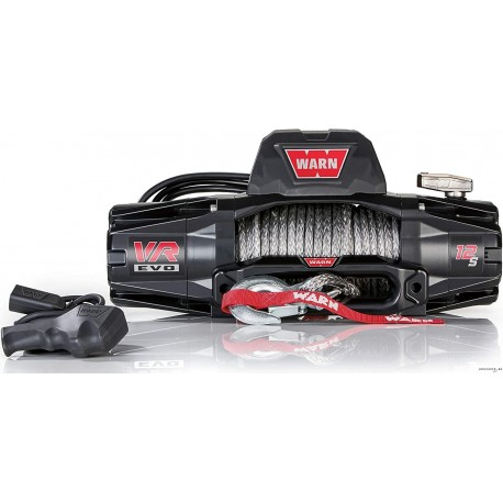 Warn EVO-VR  12S Winch with Spydura Rope