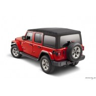 Mopar Soft Top Kit for 18-19 Jeep Wrangler JL 4-Door