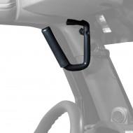 Solid front grab handles for Jeep Wrangler JK (2pcs)
