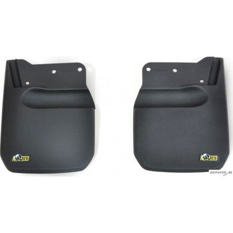 Splash Guards for Aev Bumper