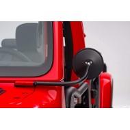 Afneembare spiegel voor Jeep JL / JT ( 1 piece )