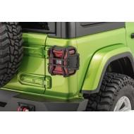 Tail light guard Jeep Wrangler JL 2018-...