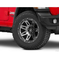 "Rugged Ridge XHD 17"" Wheel for JK"