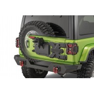 Spartacus HD Tire Carrier Kit JL