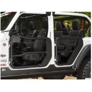 Fortis Tube doors JL/JT - Rear (pair)
